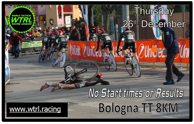 Boxing Day Burn-Off 2019 - Bologna